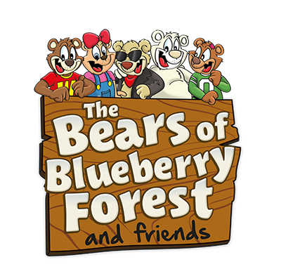 The Bears of Blueberry Forest